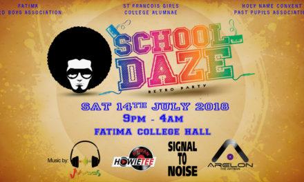 School Daze Retro Party
