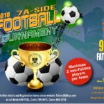 2018 7-A-Side Football Tournament