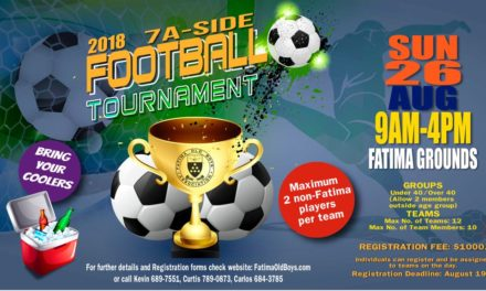 2018 7-A-Side Football Tournament