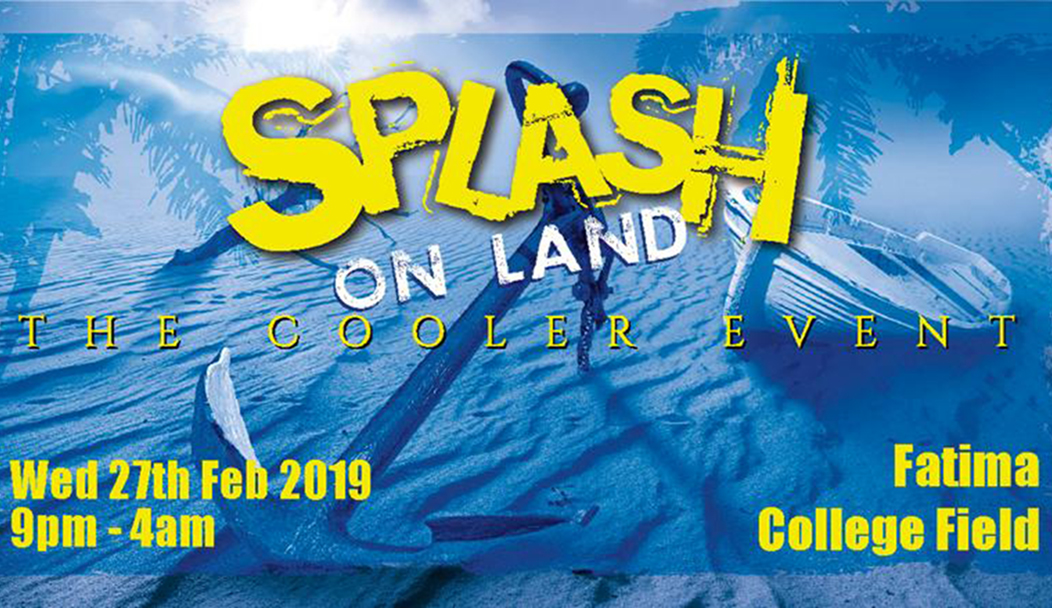 Splash on Land!