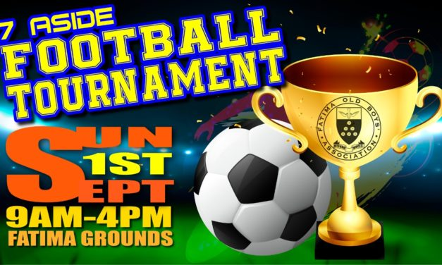 FOBA 7-A-Side Football Tournament 2019
