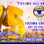 Fatima All-Inclusive 2020