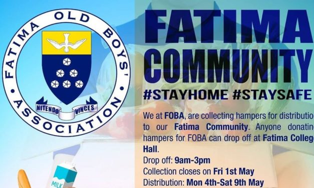 Fatima Food Hamper Relief Initiative